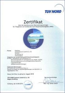 Zertifizierter Malerbetrieb