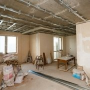 Kükelhaus-Trockenbau-Baustelle